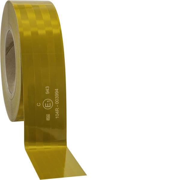 Nastri catarifrangenti - Segnalazione avvertimento microprismatico 3M 943-71 743878 Giallo riflettente 1 Rotolo(i) (L x L) 50 m x 51 mm Per  -