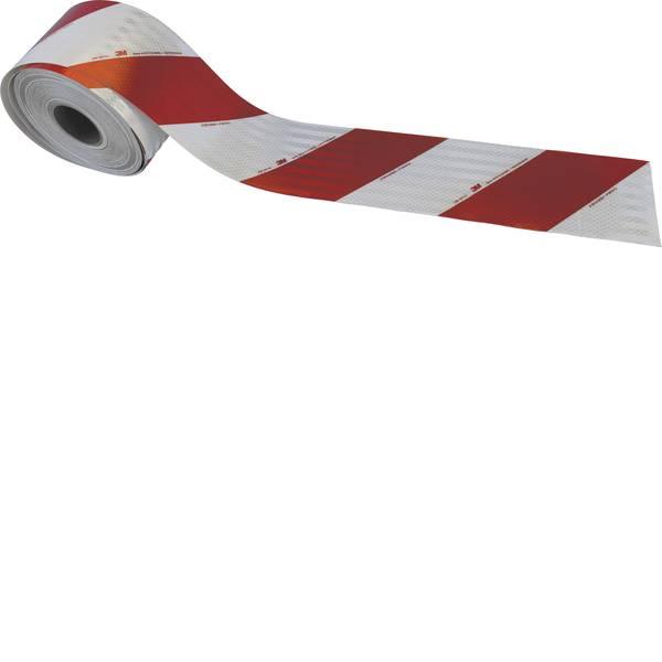 Nastri catarifrangenti - Segnalazione avvertimento veicolo 3M High Intensity Grade 3410 3410R141 Bianco (riflettente), Rosso (riflettente) 1  -