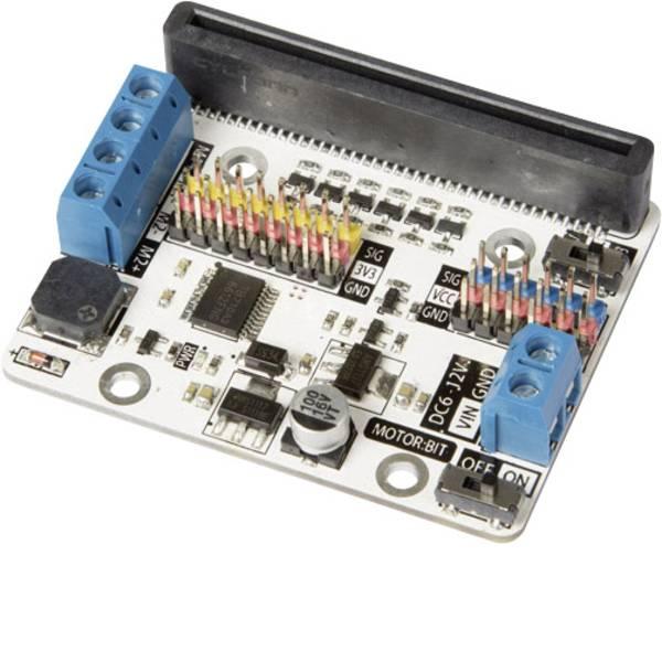 Shield e moduli aggiuntivi HAT per Arduino - Velleman Motore VMM006 micro:bit -