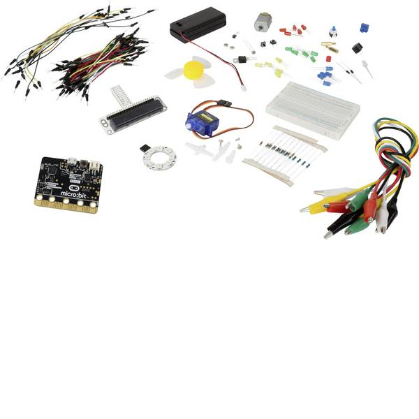 Kit e schede microcontroller MCU - Velleman Starter Kit VMM501 -