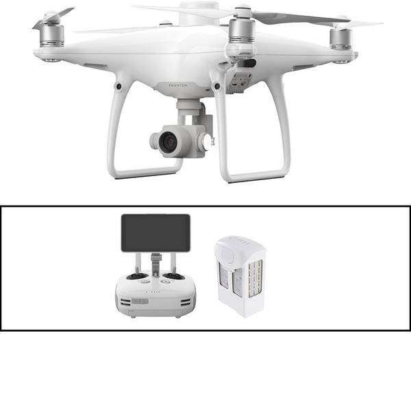 Quadricotteri e droni - DJI Enterprise Phantom 4 RTK Drone professionale RtF Professionale -