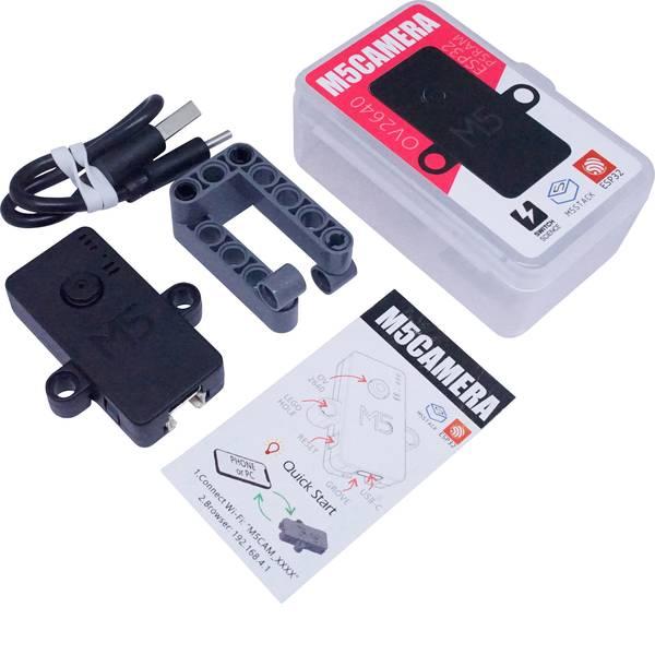 Kit e schede microcontroller MCU - M5Stack ESP32 Telecamera con OV2640 (2,0 MP)  -
