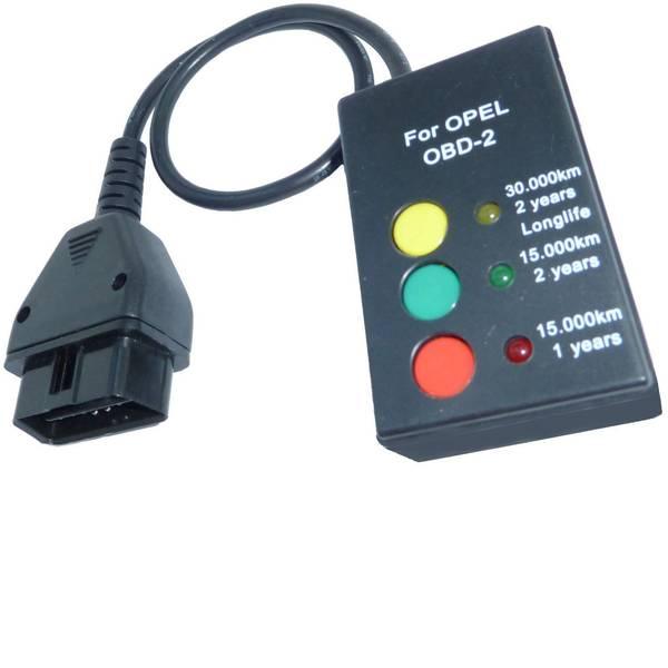 Tester, misuratori e scanner OBD - Adapter Universe Dispositivo di reset per service Opel Öl Service 7160 -