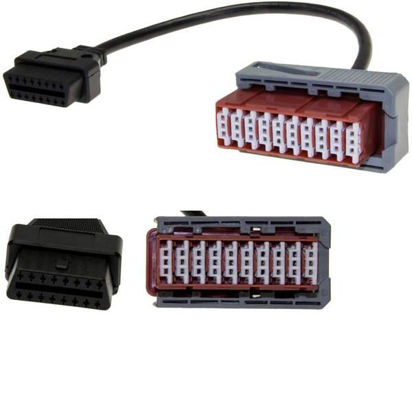 Tester, misuratori e scanner OBD - Adapter Universe Connettore OBD II PSA 30 Pin 7385 -
