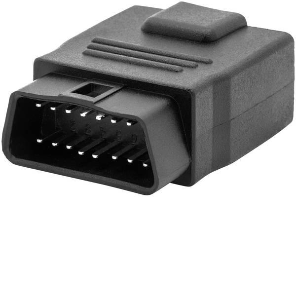 Tester, misuratori e scanner OBD - Adapter Universe Connettore OBD II OBD2 16 Pin Stecker 7804 -