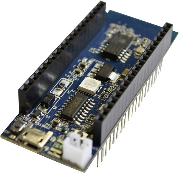 Kit e schede microcontroller MCU - Franzis Verlag Scheda di sviluppo NODE-EPS-BOARD -