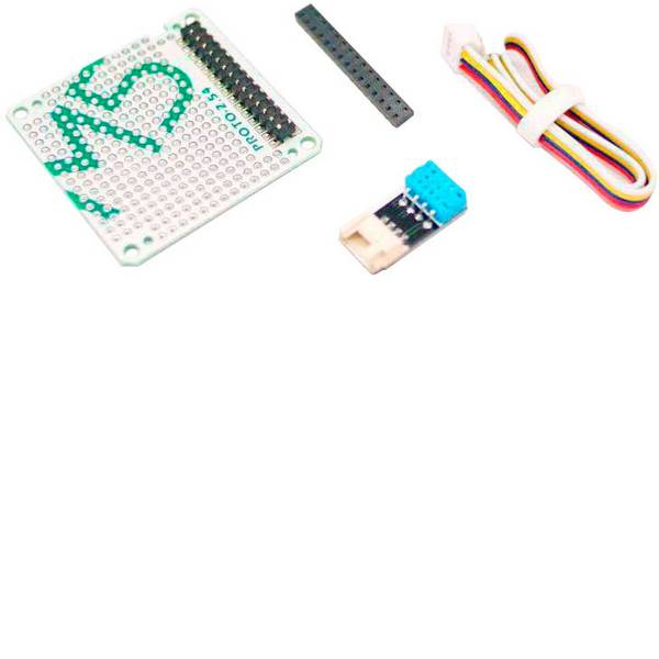 Kit e schede microcontroller MCU - M5STACK KIT Proto Esperimenti   -