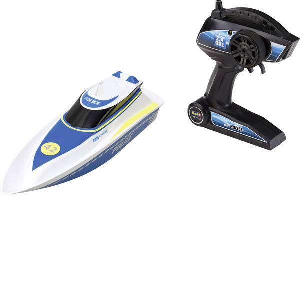 Barche telecomandate - Revell Control Barca a motore per principianti 100% RtR 350 mm -