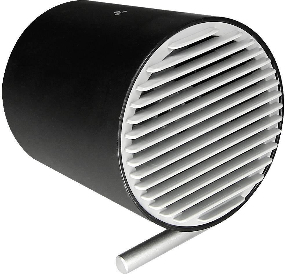 Sonnenkönig Tube Ventilatore da tavolo USB 2 W Nero