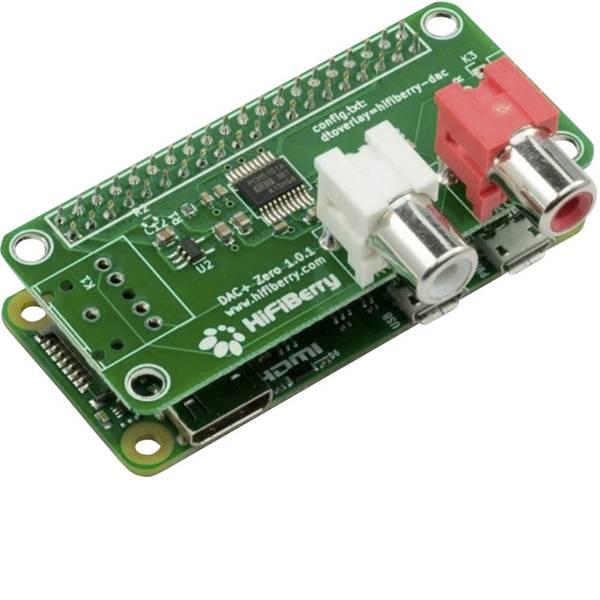 Shield Arduino e HAT Pi - HiFiBerry Scheda audio per Raspberry Pi® DAC+ Zero -