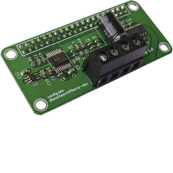 Shield Arduino e HAT Pi - HiFiBerry Scheda audio HiFi Berry Mini AMP -