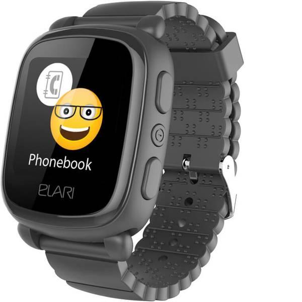 Tracker GPS - Elari KidPhone 2 Tracciatore GPS (Tracker) Tracker persone Nero -