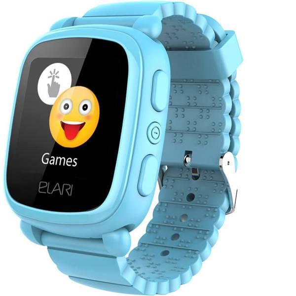 Tracker GPS - Elari KidPhone 2 Tracciatore GPS (Tracker) Tracker persone Blu -