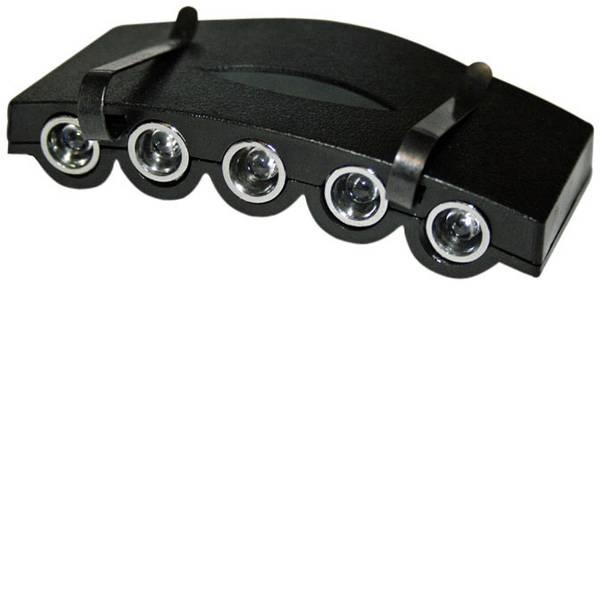 Lampade da testa - Berger & Schröter 5Lights LED Cappuccio a batteria 30798 -