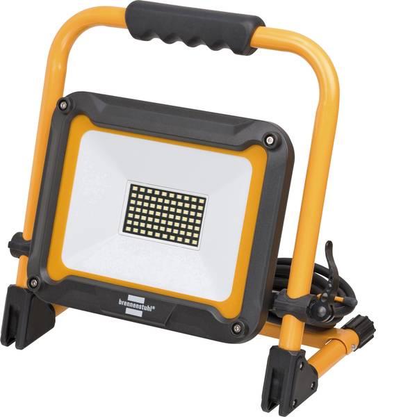 Illuminazioni per cantieri - Brennenstuhl Jaro 5000 M Faretto da cantiere 50 W 4770 lm Bianco luce del giorno 1171250533 -