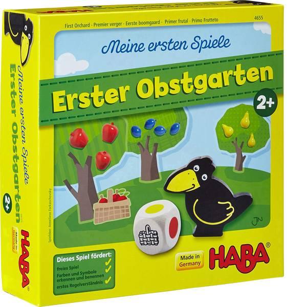 Giochi di società e per famiglie - Haba Meine ersten Spiele - Erster Obstgarten 004655 -