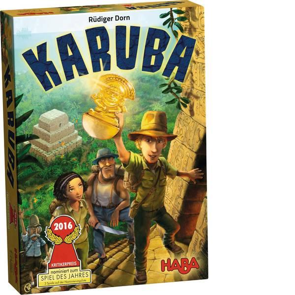 Giochi per bambini - Haba Legespiel Karuba 300932 -