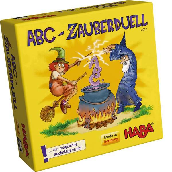 Giochi da tasca e da viaggio - Haba ABC-Zauberduell 004912 -