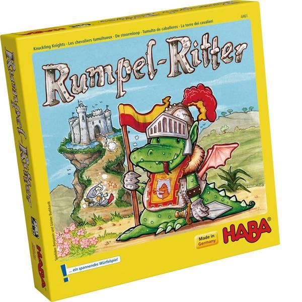 Giochi di società e per famiglie - Haba Rumpel-Ritter 004461 -