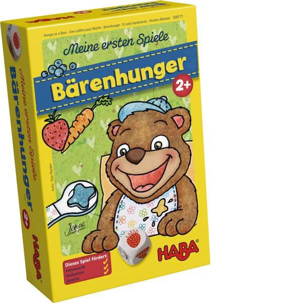 Giochi per bambini - Haba Meine ersten Spiele – Bärenhunger 300171 -