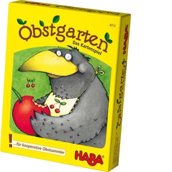 Giochi di società e per famiglie - Haba Obstgarten - Das Kartenspiel 004713 -