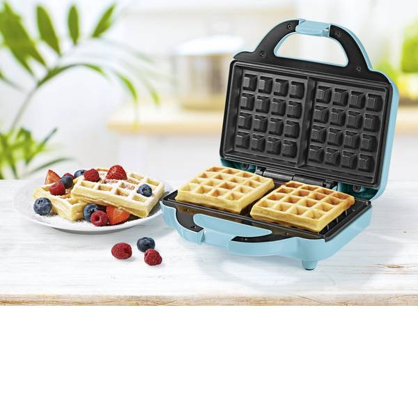 Macchine per cialde - GourmetMaxx 07843 Macchina per cialde Blu chiaro -