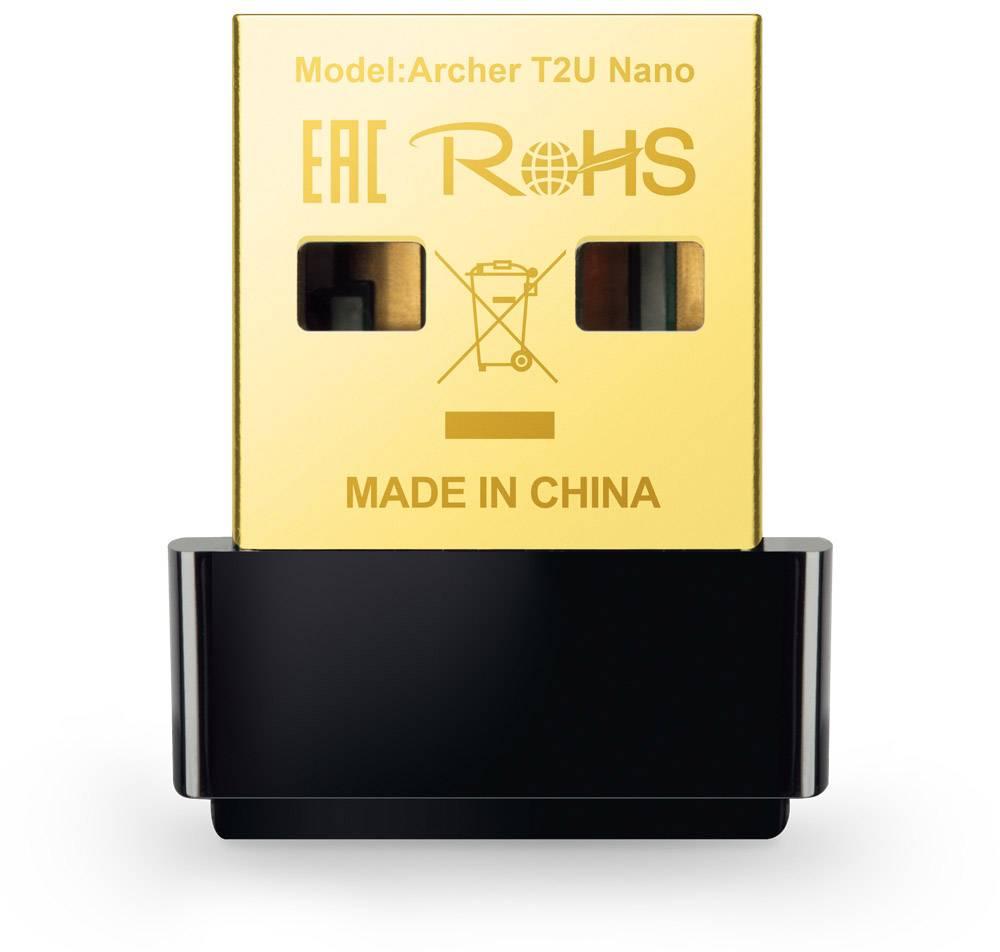 TP-LINK Archer T2U Nano Adatta