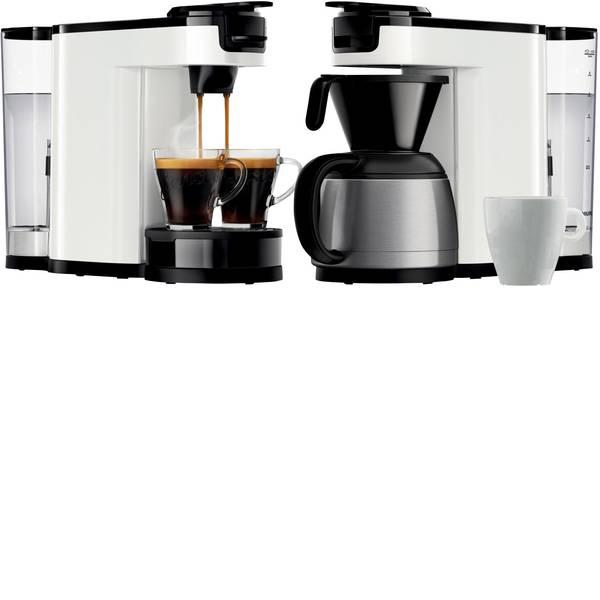 Macchine per caffè a capsule Senseo - Macchina per caffè con cialde SENSEO® HD6592/00 HD6592/00 Bianco funzione macchina caffè -