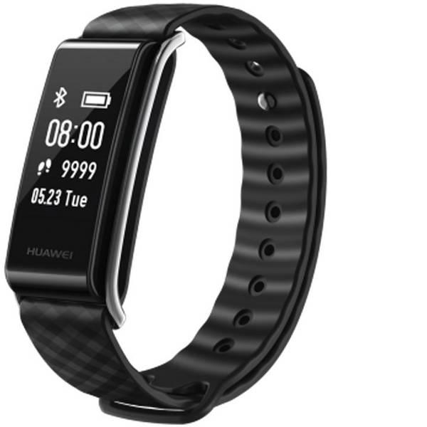 Dispositivi indossabili - HUAWEI A2 Fitness Tracker con funzione pulsazioni Nero -