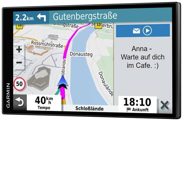 Navigatori satellitari - Navigatore satellitare DriveSmart 65 MT-S EU Garmin 17.7 cm 6.95 pollici Europa -