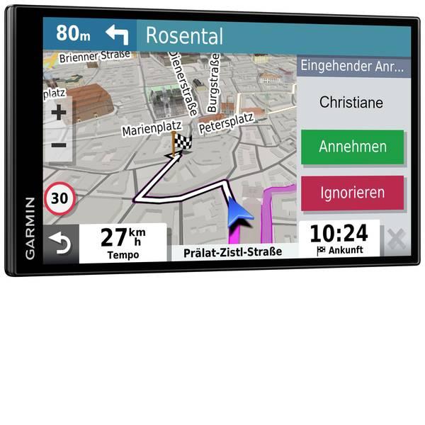 Navigatori satellitari - Navigatore satellitare DriveSmart 65 MT-D EU Garmin 17.7 cm 6.95 pollici Europa -