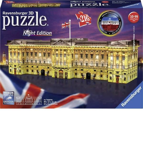 Puzzle - Ravensburger Buckingham Palace bei Nacht 3D Puzzle 12529 -