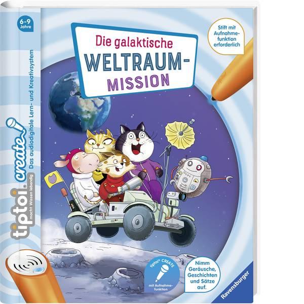 Giochi di società e per famiglie - Ravensburger tiptoi® Die galaktische Weltraum-Mission 00019 -