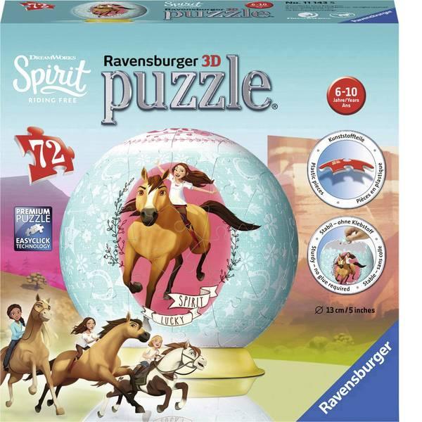 Puzzle - Ravensburger Spirit 3D Puzzle-Ball 11143 -