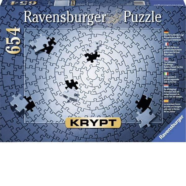 Puzzle - Ravensburger Krypt Silber Puzzle 15964 -