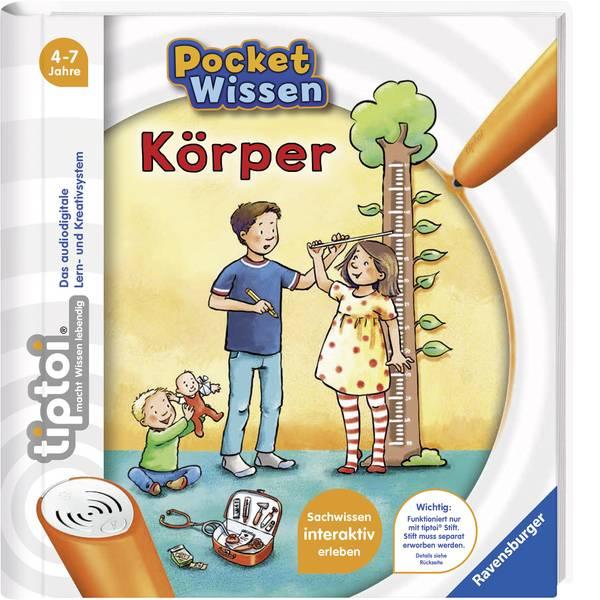Giochi di società e per famiglie - Ravensburger tiptoi® Körper 00010 -