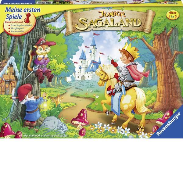 Giochi per bambini - Ravensburger Junior Sagaland 21372 -