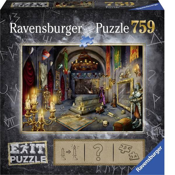 Puzzle - Ravensburger Exit 6: Im Vampirschloss 19955 -