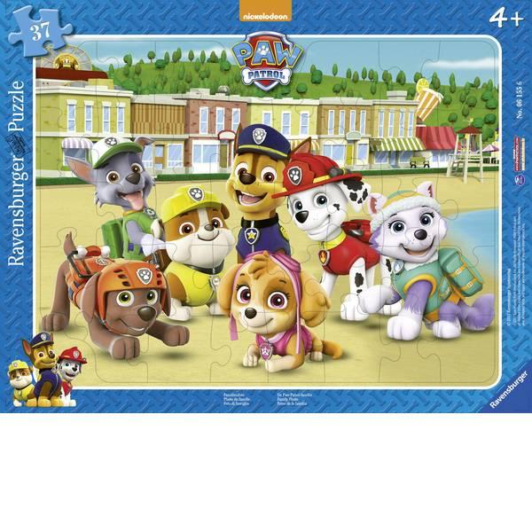 Puzzle - Ravensburger Kinderpuzzle - Paw Patrol, Familienfoto 06155 -