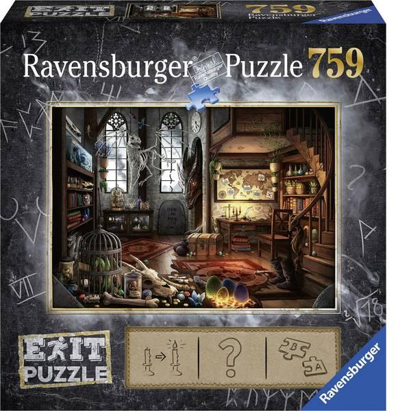 Puzzle - Ravensburger Exit 5: Im Drachenlabor 19954 -