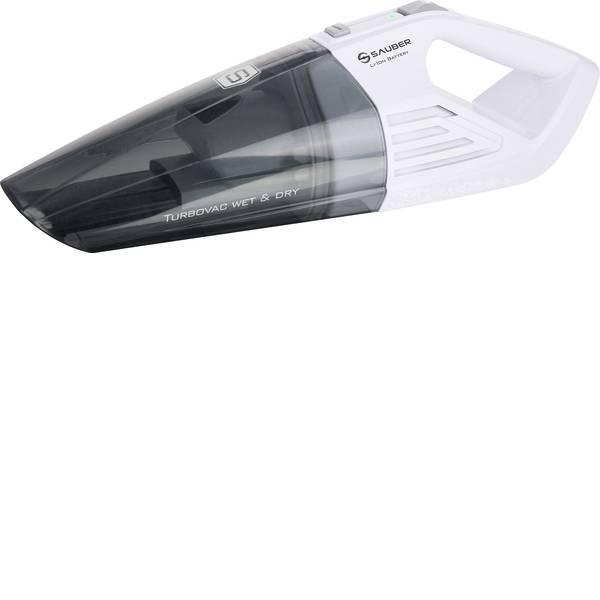 Aspirabriciole - SAUBER HV-114469 Aspirapolvere a batterie 7.4 V Bianco, Nero -