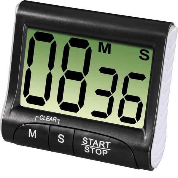 Timer - Hama 95304 Timer Nero digitale -