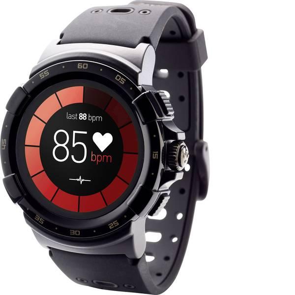 Dispositivi indossabili - MyKronoz ZE Sport2 Smartwatch Nero -
