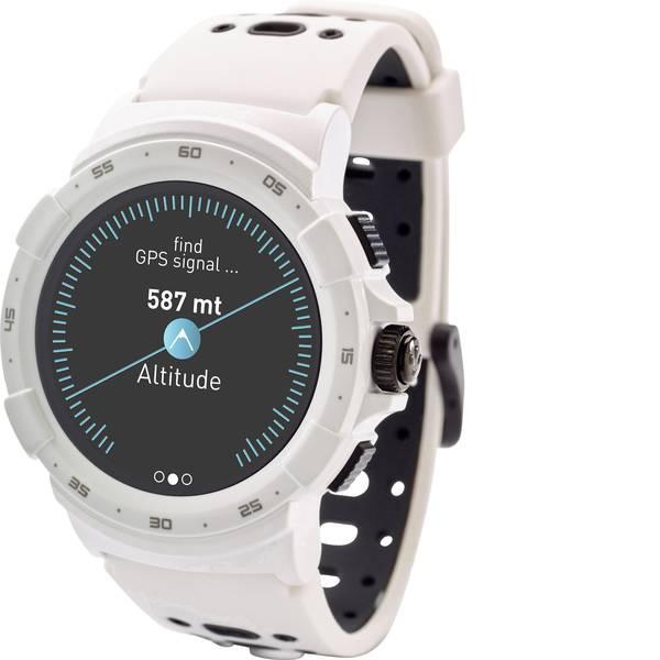 Dispositivi indossabili - MyKronoz ZESPORT 2 Smartwatch Bianco -