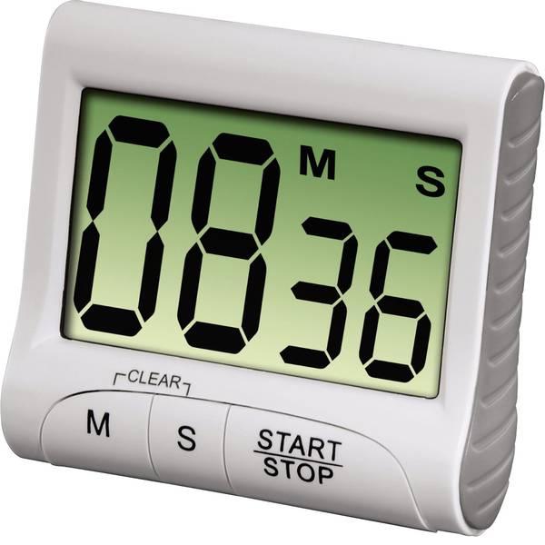 Timer - Hama 111319 Timer Bianco digitale -