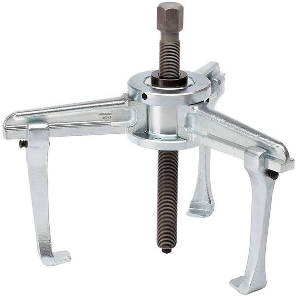 Estrattori - 1.07/4A1-B - GEDORE - Estrattore univ.,3 bracci,griffe in acciaio + freno griffe Gedore 2546558 -