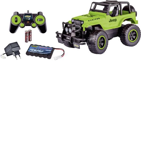 Auto telecomandate - Carson Modellsport 500404147 Jeep Wrangler 1:12 Automodello per principianti Elettrica Fuoristrada Trazione posteriore  -