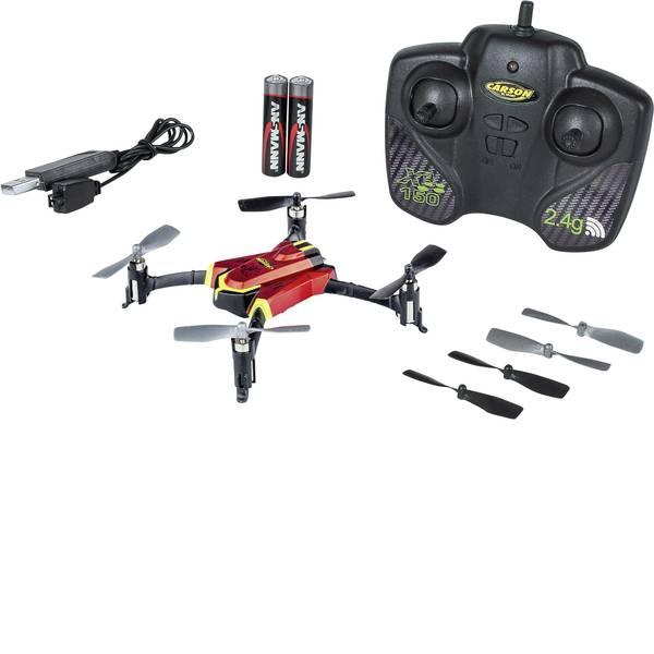 Quadricotteri e droni per principianti - Carson Modellsport X4 150 Sport Quadricottero 100% RtR Principianti -
