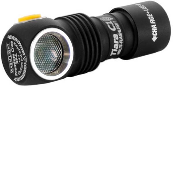 Lampade da testa - ArmyTek Tiara C1 LED Lampada frontale a batteria ricaricabile 900 lm F05201SC -