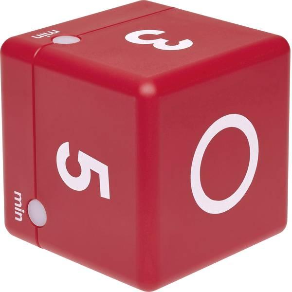 Timer - TFA Timer Cube Timer Rosso digitale -